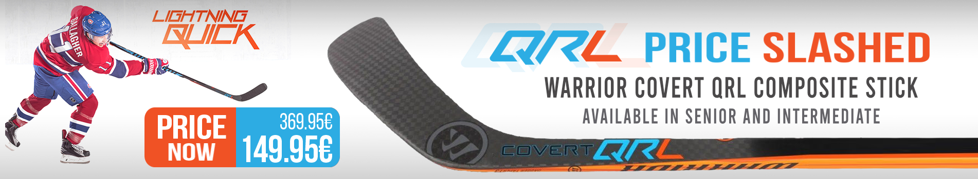 Warrior QRL Pro Stick Sale