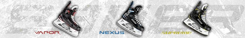 Bauer Hockey Skates Fit